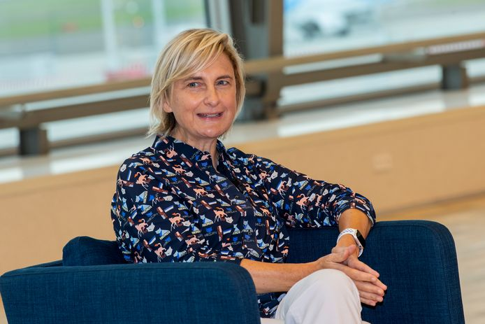 Vlaams viceminister-president Hilde Crevits (CD&V).