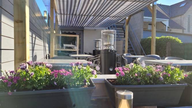 Brasserie New Soetebeek zet heropening terras in de verf met potje artisanale advocaat bij de koffie