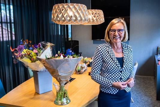 Marijke van Beek blikt privé en als burgemeester terug op een bewogen jaar.