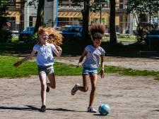 Onvrede over populair speelveldje bij nieuw gemeentehuis in Twello blijft ondanks aanpassingen