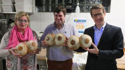 Luc Welvaert bakt opnieuw boezembrood