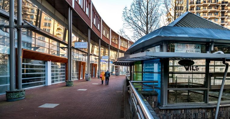 Winkelstraat in Zoetermeer. Beeld Raymond Rutting