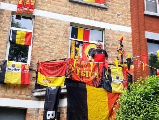 """Alain (53) versiert huis om Rode Duivels te steunen: """"Ik roep iedereen op om mee te doen"""""""