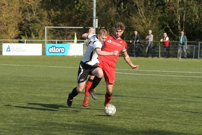 VCK (wit, hier op archiefbeeld) maakte er zaterdag dertien tegen SC Welberg.