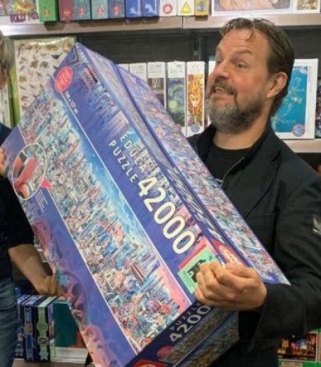 Amersfoortse 'puzzeloproep' gaat viral: meer dan honderd aanmeldingen, zelfs één uit Groningen