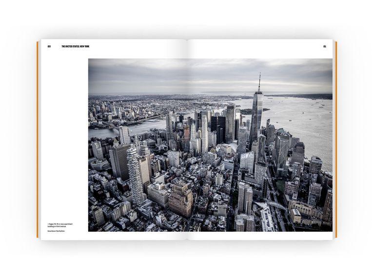 'After Us the Deluge': New York.  Beeld Kadir van Lohuizen / NOOR