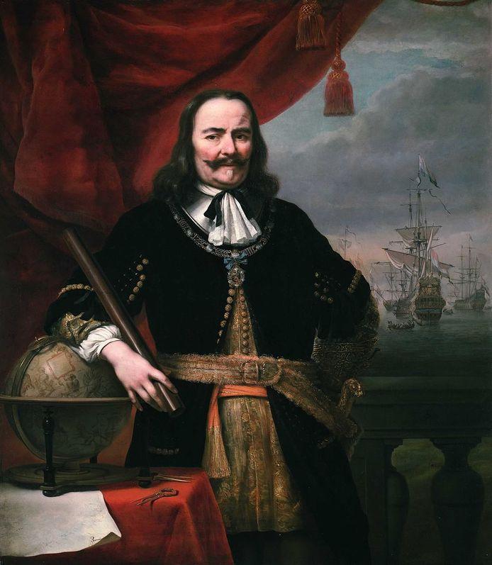 Michiel Adriaenszoon de Ruyter (1607-1676).
