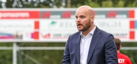 Excelsior'31 trainer Wouda geniet van debuut: 'Ik kijk ernaar uit om op eigen benen te staan'