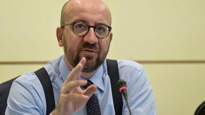 """Premier Michel na botsing over begroting: """"Deze regering blijft met Monitoringcomité werken"""""""