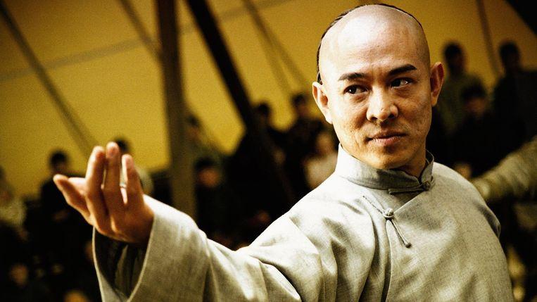 Jet Li in Fearless Beeld