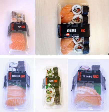 Sushi Ran demande aux clients de ne pas consommer ces produits et de les ramener au point de vente, où ils seront remboursés