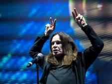 Ozzy Osbourne denkt niet aan pensioen: 'Pas als ze spijkers in mijn kist slaan'