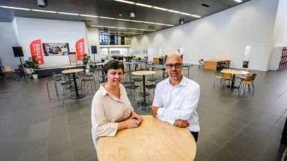 VIVES opent nieuwe campus en stelt nieuwe opleiding voor: 'hernieuwbare energiesystemen'
