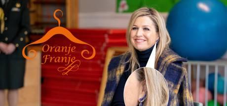 Ook de Spaanse koningin Letizia heeft een coronacoupe: grijze haren