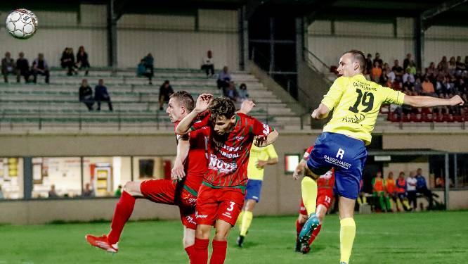 """Timothy Allemeersch (SKDJ Lovendegem) na 3-3-gelijkspel bij Meetjesland: """"Twee verloren punten, maar Lovendegem kan ver raken dit seizoen"""""""