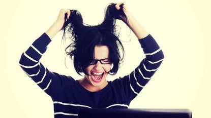 Hoe weet je wanneer de stress je echt teveel wordt?