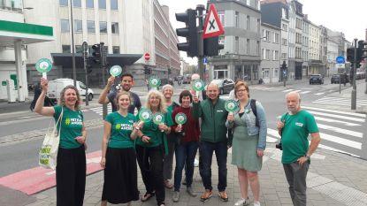 Groen hekelt 'gevaarlijk kruispunt' aan Den Bell