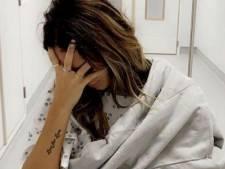 Jade Lagardère hospitalisée