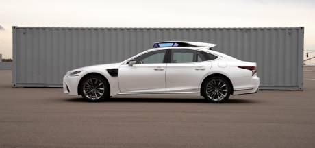 Lexus komt met zelfrijdende taxi's tijdens Olympische Spelen in Tokio