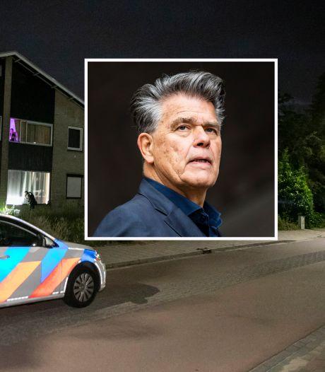Ratelband furieus na vermeend schietincident bij Arnhemse woning: 'De politie heeft geen huls gevonden, geloof me'