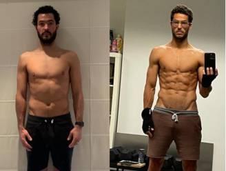 Wat een transformatie: ex-profvoetballer Koen Persoons toont indrukwekkend afgetraind lichaam