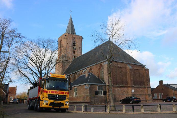 De gemeente Bunschoten gaat de kerkklok van de Hervormde Kerk vanaf 1 september nog maar één keer luiden tijdens uitvaarten in plaats van twee keer.