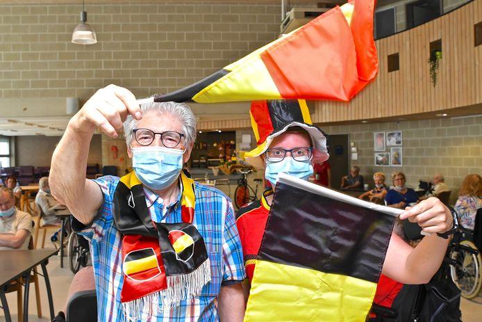 Albert Vancompenolle is fan van Lukaku.