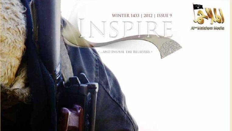 De cover van nummer 9 van Inspire Beeld
