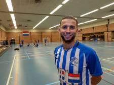 Zaalvoetballers FC Eindhoven op de weg terug