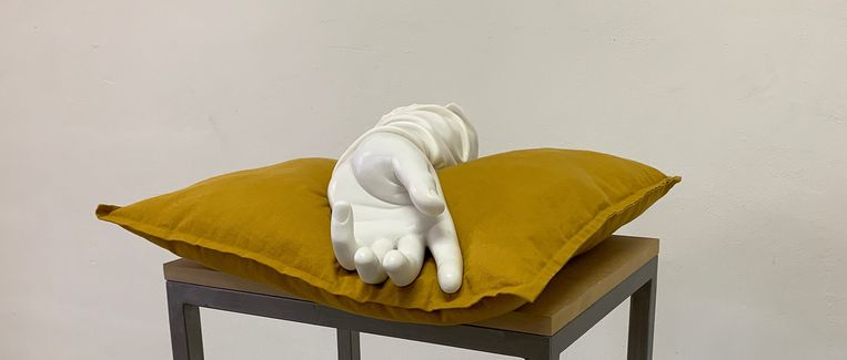 Rini Hurkmans, Silent Gesture, 2020 Beeld Rini Hurkmans
