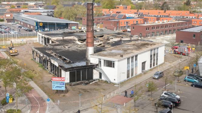Afgebrande garage in Goes na vier maanden nog niet opgeruimd, maar er gloort hoop