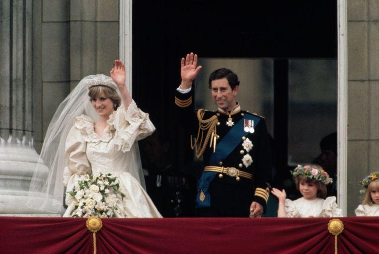 Diana en prins Charles Beeld Getty Images