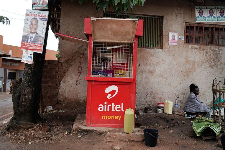 De Indiase telecommultinational Airtel omzeilde via een Amsterdamse brievenbusfirma naar schatting 25 miljoen dollar aan dividendbelasting.  Beeld Michele Sibiloni