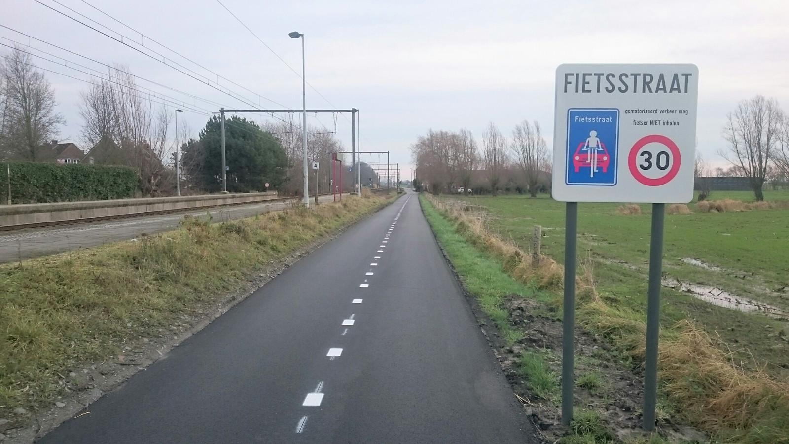 De Reigersweg.