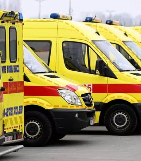 Tragique accident de la route dans la région de Leuze-en-Hainaut