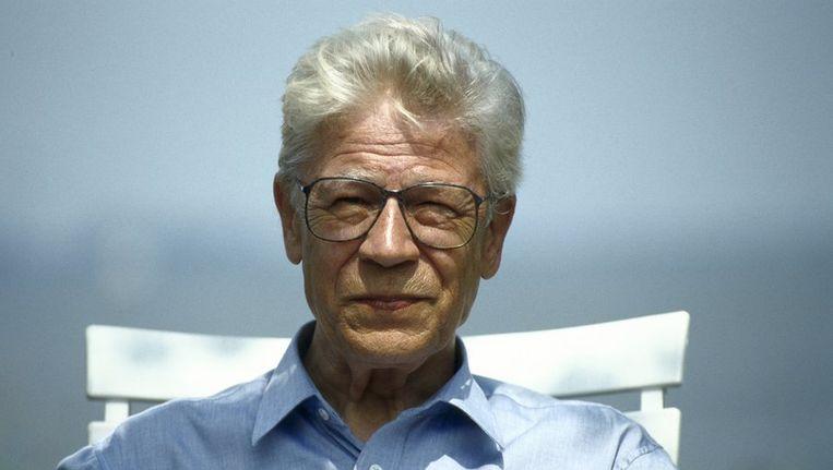 Drs P. (Echte naam Heinz Polzer) Beeld ANP