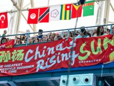 Dopingzaak leidt Chinese zwemheld Sun niet af