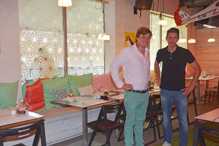 Michiel Joye laat zijn zaak over aan Hannes Cappelle.