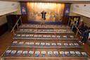 De nummers liggen al klaar voor de ED Bavaria Prinsenfoto 2015, het vorstelijke gezelschap is onderweg.