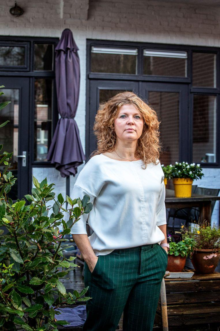 Esther Gervers. Beeld Raymond Rutting / de Volkskrant
