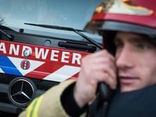 Brandweer haalt vermist persoon uit vijver vakantiepark 't Loo