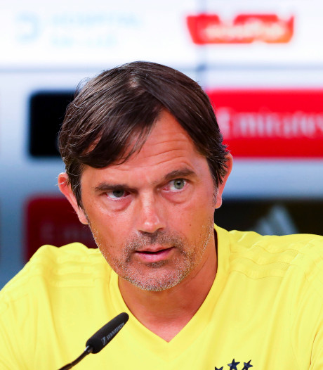 Cocu mist Champions League met 'Fener', Europa League is vangnet