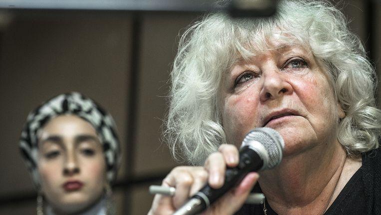 Anja Meulenbelt Beeld Guus Dubbelman / de Volkskrant