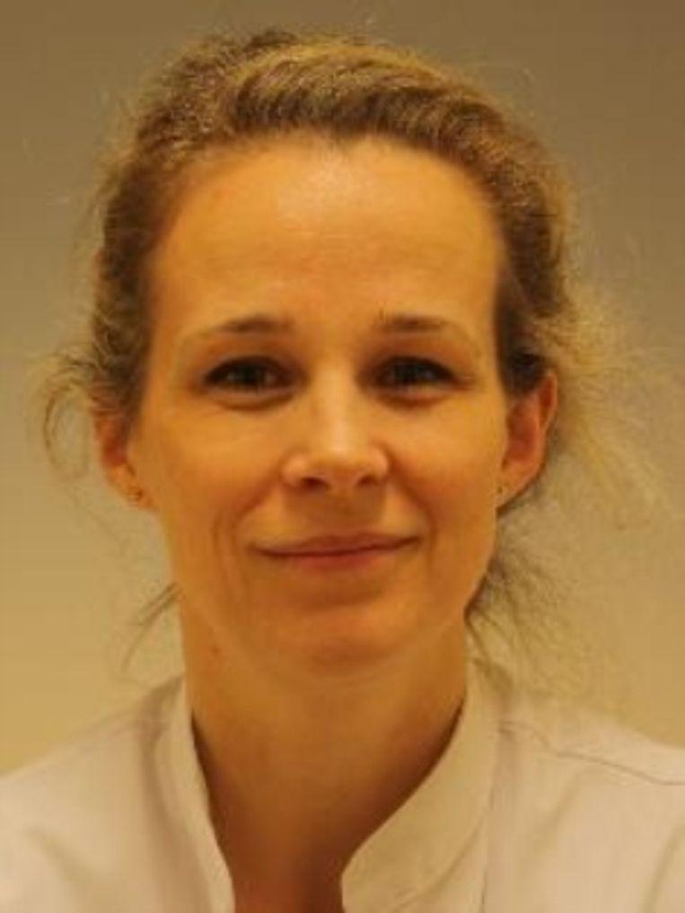 Leonie Menke Beeld Amsterdam UMC