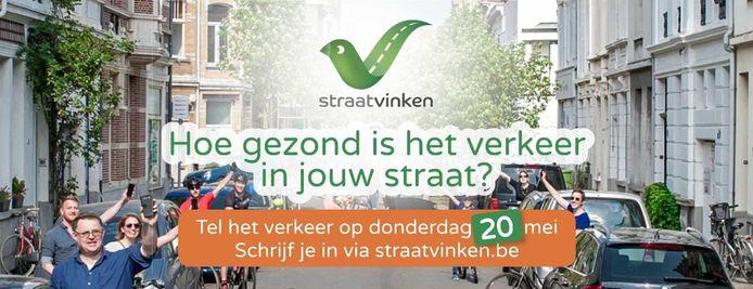 Het stadsbestuur van Geraardsbergen roept de inwoners op om te straatvinken.