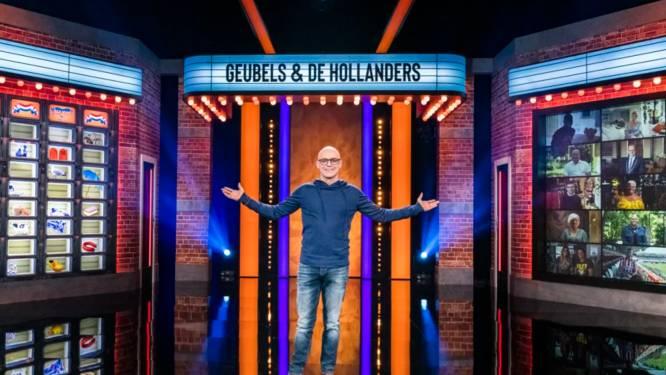 Philippe Geubels lacht met onze noorderburen in het nieuwe 'Geubels en de Hollanders'