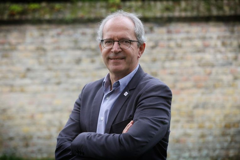 Burgemeester Renaat Landuyt.