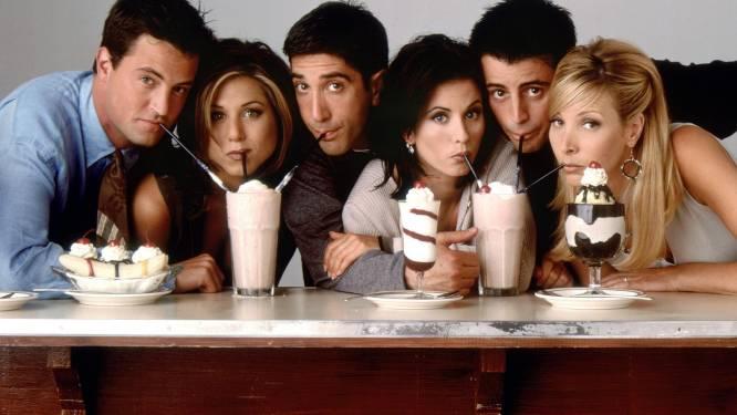 Netflix voegt (eindelijk) Friends en The Big Bang Theory toe