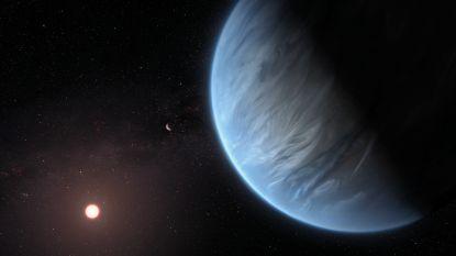 Water gevonden op mogelijk levensvatbare planeet
