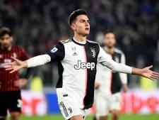 Ronaldo-vervanger Dybala brengt Juventus weer aan kop in Serie A